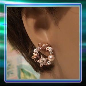 Jewelry - Star Wreath Earrings